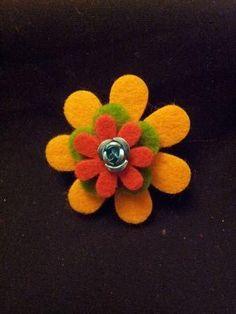 Unique Handmade Brooch Rachels Creations