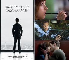 I don't care what anybody says (and still says) about the cast choices. I can't wait for this friggin' movie. I think they're going to do great. Put things in perspective, folks. It's a movie. #50ShadesofGreyMovie