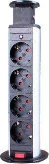 4 Fach Versenkbare Tisch Steckdosenleiste Steckdose D&S Vertriebs GmbH,http://www.amazon.de/dp/B008LR7D86/ref=cm_sw_r_pi_dp_vvrEtb1QQQA2JJ8D