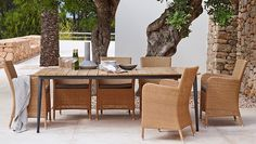 hampsted garden furniture by Cane-line