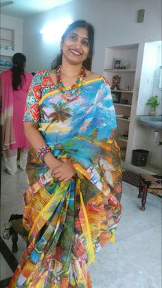 Latest Sarees, Beautiful Saree, Desi, Indian, Blouse, Beauty, Fashion, Moda, Blouses