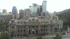 Biblioteca Nacional, santiago de chile