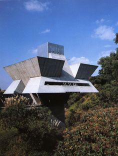 Taller de Arquitectura, Ciudad de México, 1970 — Agustín Hernández