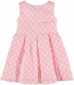 Polka Dots Dress - MAYORAL 3931