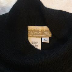 Coldwater Creek Sweater Dress