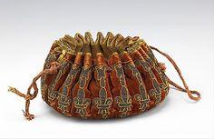 The Metropolitan Museum-Late 17th century Gaming Purse