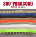 "300' U.S. Made Military 550 Paracord (Rothco) - Save 5% off your campingsurvival.com order when you use the coupon code ""pinterest"" at checkout!"