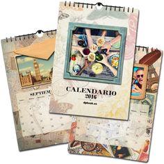 calendario vintage dpbook