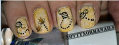 Bees stamping and decals