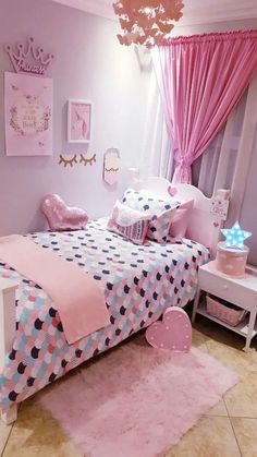9 lovely pink bedroom design ideas for your teen girl 1 Kitchen Design Girl Bedroom Designs Bedroom design Girl Ideas Kitchen Lovely pink Teen Pink Bedroom Design, Pink Bedroom Decor, Girls Bedroom Furniture, Kids Bedroom Designs, Cute Bedroom Ideas, Small Room Bedroom, Kids Room Design, Design Girl, Girls Pink Bedroom Ideas