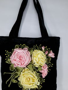 Velvet Tote available online on snapdeal