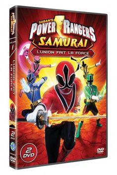 [Giveaway] DVD des Power Rangers Samouraï