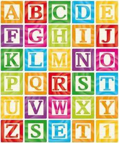 Alfabeto toy story