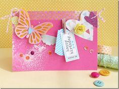 cafe creativo - Anna Drachio - big shot sizzix - card - summer - banner (1)