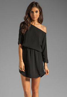 Easy Dress in Black