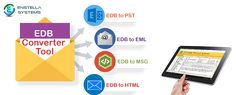 Immediately repair whole Exchange EDB File corruption issues by taking help of EDB to PST Converter Software. This tool gives the outstanding 4 formats to recover Exchange EDB file data like as: - PST, EML, MSG and HTML.  Read More :- https://sites.google.com/site/edbrecoverysoft/