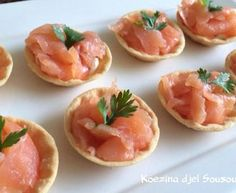 Trendy birthday party food meals recipes for Party Finger Foods, Snacks Für Party, Appetizers For Party, Appetizer Recipes, Snack Recipes, Party Recipes, Tapas, Good Healthy Snacks, Easy Snacks