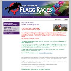 Flagg Point to Point racecourse