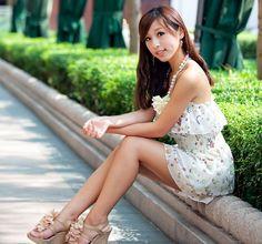 University filipino girl