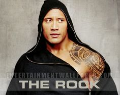 The Rock, nuff said