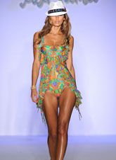 This is one of my top picks for 2013 Swim Wear! Mercedes-Benz Fashion Week : #MBFW @blush