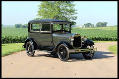 1928 Ford Model A AACA National Senior First Place for sale by Mecum Auction
