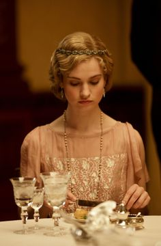 Lady Rose | Downton Abbey