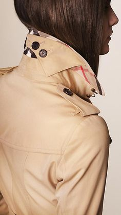 Honey The Sandringham Ð Extra-long Heritage Trench Coat - Image 3