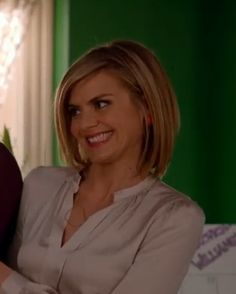 """Eliza Coupe: love her hair    """"Cause that's how I Jane"""""""