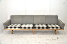 My ideal sofa, by one of my favourite furniture designers, Hans Wegner.