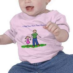 Daddy's Little Girl T-Shirt (Blond)
