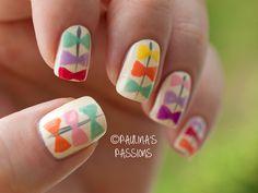 #nailart #nails #naildesign #polish #nailpolish #manicure Gorgeous Nails, Love Nails, How To Do Nails, My Nails, Pedicure Nails, Mani Pedi, Bow Nail Art, Cute Nail Polish, Nail Pictures