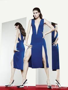 Isabeli Fontana for Tufi Duek 2014 - http://qpmodels.com/american-models/isabeli-fontana/2138-isabeli-fontana-for-tufi-duek-2014.html