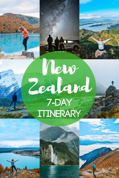 New Zealand Itinerary: Our EPIC South Island Road Trip Planning a road trip in New Zealand? Check out this New Zealand itinerary to find out the best way to spend 7 days in New Zealand + everything you need to know to do your own self drive road trip. New Zealand Itinerary, New Zealand Travel Guide, Road Trip New Zealand, Travel Hack, Visit New Zealand, New Zealand South Island, Travel Guides, Travel Tips, Travel Packing