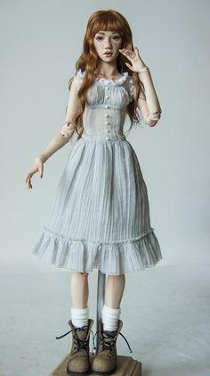 Lutsenko - dolls. Авторская шарнирная кукла. | ВКонтакте