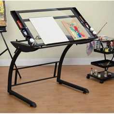 Home Design Drawings Studio Designs Triflex Drafting Table Color: Clear - Layout Design, Design Blog, Design Studio, House Design, Design Design, Logo Design, Design Patterns, Peak Design, Design Fails