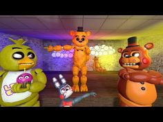 [Five Nights At Freddy's SFM] Bonnie x Toy chica - YouTube