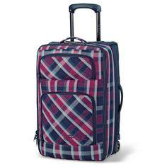 Para tu escapada del fin de semana #Dakine  tiene para ti las más cómodas maletas.