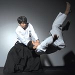 Aikido Moves Video: Haruo Matsuoka Behind the Scenes at Black Belt Magazine!