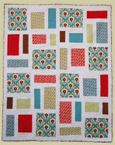 Pepperland Quilt Pattern by Abbey Lane Quilts at KayeWood.com