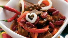 Hovädzina s fazuľou Caprese Salad, Beef, Food, Meat, Essen, Meals, Yemek, Insalata Caprese, Eten