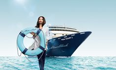 Wo sie auftritt, ist Glamour pur in Regenbogenfarben: Conchita. Die Sängerin und Siegerin des Eurovision Song Contest 2014 heuert nun auf der Rainbow Cruise der Kreuzfahrtreederei TUI Cruises an. A…