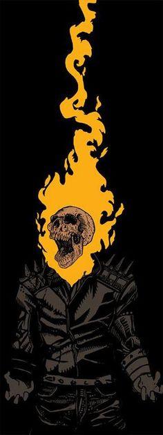 Ghost Rider (fan art)