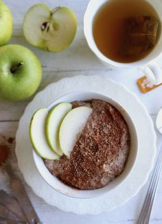 Grain-Free Apple Cinnamon Breakfast Porridge - Dr. Mark Hyman