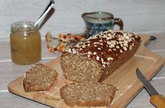 Irish bread with yogurt and oatmeal (without yeast) - Chez Vanda - - Ww Desserts, Health Desserts, Irish Recipes, Greek Recipes, French Recipes, Vegan Recipes, Irish Bread, Clean And Delicious, Brioche Bread