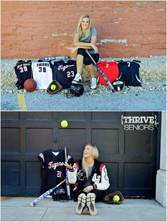23 Stunning Senior Picture Ideas for Girls - One Crazy HouseYou can find Softball senior pictures and more on our Stunning Senior Picture Ideas for Girls - One Cr. Senior Pics, Field Senior Pictures, Senior Picture Poses, Senior Photos Girls, Senior Picture Outfits, Senior Portraits, Senior Session, Funny Senior Pictures, Senior 2017