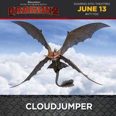 Cloudjumper dragon