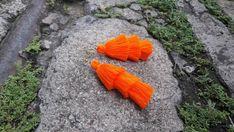 Color of summer orange tassel earrings,Orange tassel earrings,Orange earrings. Orange Earrings, Tassel Earrings, Tassels, Summer, Color, Etsy, Style, Products, Swag