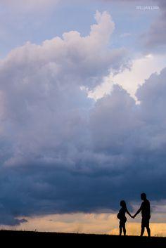Foto de Gestante no Camp Por do Sol em Holambra.