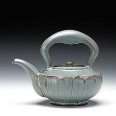 Schaller Gallery : Artist : S.C. Rolf : Teapot